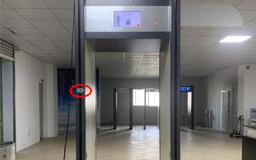 测温安检门的技术要求